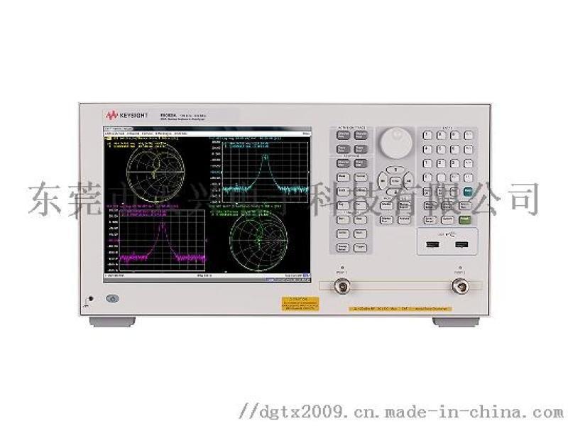 是德E5063A網路分析儀