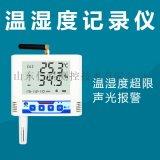gprs高精度溫溼度記錄儀
