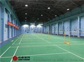 廣州羽毛球場建設、室內羽毛球場塑膠PVC地板廠家
