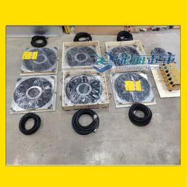 保护地面的悬浮气垫搬运车, 环氧地坪用悬浮气垫车