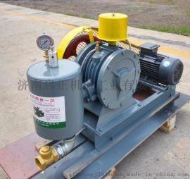 厂家供应HCC401S回转鼓风机铁壳低噪音管道风机