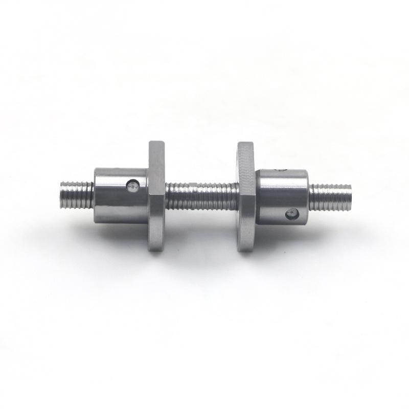 厂家直销 WKT微型滚珠丝杆副 直径6