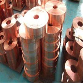 供应C1100日本三宝红铜带 高品质高硬度紫铜带