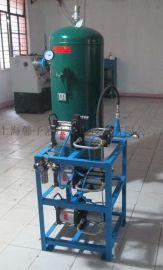 馨予氮气增压泵空气增压泵不锈钢气驱空气增压设备厂家