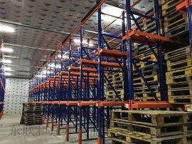 广东重型货架仓储仓库通廊式货架承重1-4吨高层货架