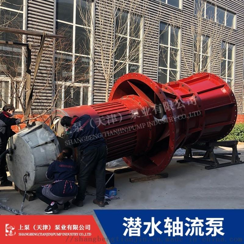 浙江2200ZQ-1200KW潛水軸流泵製造