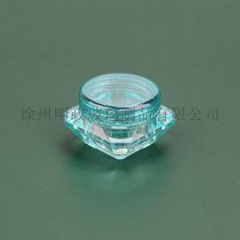 钻石瓶面霜瓶膏霜瓶护肤品瓶化妆品瓶试用装瓶