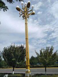 贵州LED太阳能道路灯 庭院灯 景观灯 草坪灯