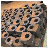 無錫Q550D鋼板高強板零售來圖定製異形方
