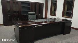 震旦办公家具明御系列老板桌会议桌