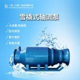 农田保障工程-QX雪橇式潜水轴流泵