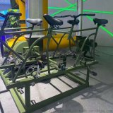DJF-1型電動腳踏兩用風機定做人防通風