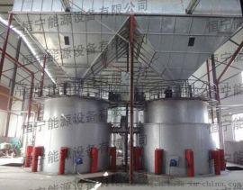 连续式稻壳气化炉产稻壳炭