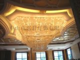 酒店大堂水晶灯 酒店大堂灯 酒店大堂吸顶灯