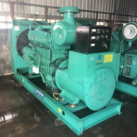 二手发电机250kw重庆康明斯柴油机厂家直销