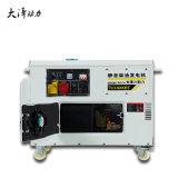 大澤動力12kw靜音柴油發電機TO16000ET