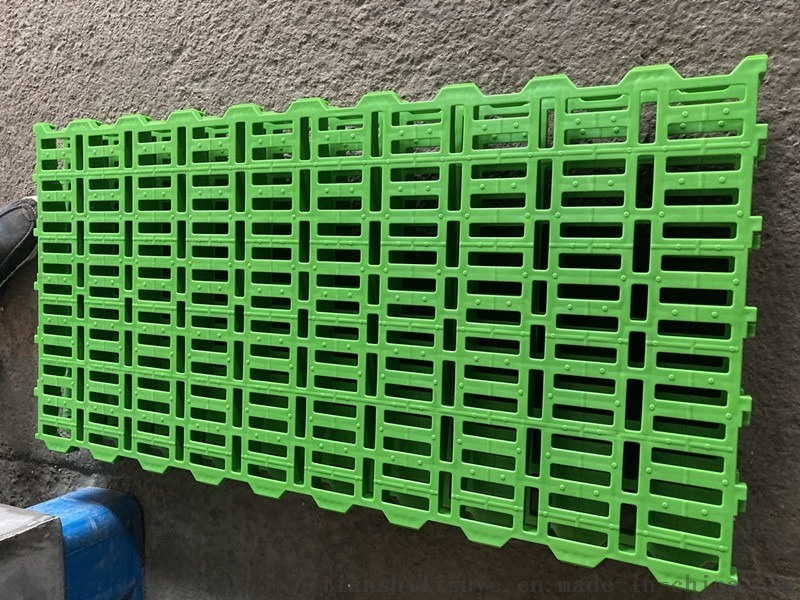 双筋加厚1米塑料羊床 羊床塑料漏粪板 羊用漏粪床