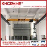 上海锟恒直销1-5吨欧式单梁悬挂起重机 悬挂行车