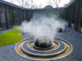 广西售楼部展示区水雾造景工程哪家好就选贵州锦胜雾森