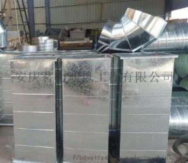 供安徽芜湖铁皮通风和亳州风管加工订做