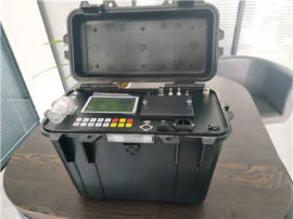 便携式烟气分析仪含大容量 电池