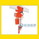 2噸VMX三榮氣動葫蘆,揚程3m,用於易燃易爆場合