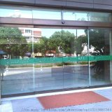 無框玻璃門