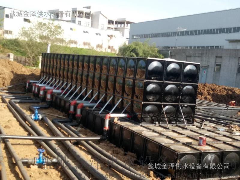 鄭州地埋式箱泵一體化