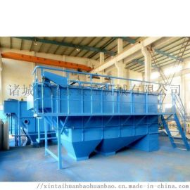 诸城鑫泰环保-涡凹气浮机系统运行的因素