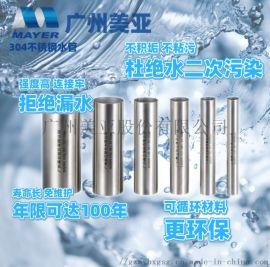 304不锈钢大口径水管 双卡压DN125水管 国标