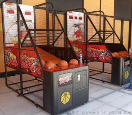 成人投币篮球机设备电玩城设备 大型游乐设备