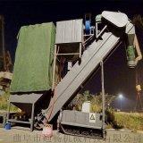 火车运输集装箱建材粉料翻箱卸料机粉煤灰倒罐车设备