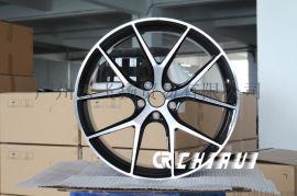 馳銳鍛造輪轂廠家批量定製單片式雙片式
