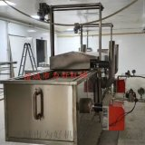 排条不锈钢油炸机 自动化连续油炸设备