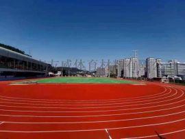 四川环保  混合型塑胶跑道
