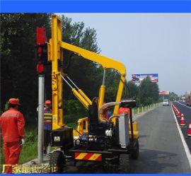 高速公路打桩机/高速护栏打桩机厂家