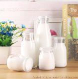 鮮奶玻璃瓶牛奶奶吧玻璃瓶生產廠家