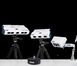 FARO法如蓝光3d扫描仪,结构光扫描仪