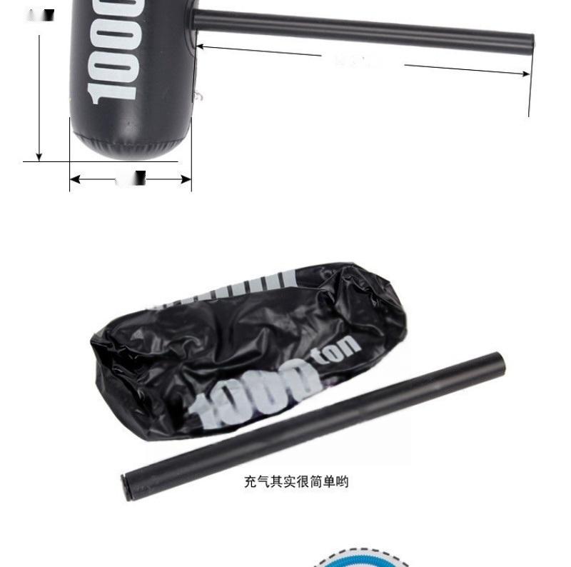 卡通千噸錘充氣錘玩具5-10元模式地攤跑江湖貨源