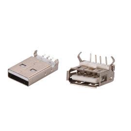 厂家直销 USB母插 子插 USB连接器usb插座