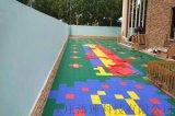 广西省来宾市悬浮式拼装地板施工全网销售