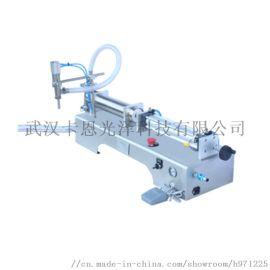 卡恩高质量500ML半自动活塞瓶装液体灌装机