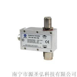馈线防雷器,1.2~2.6GHz频段GPS/BD