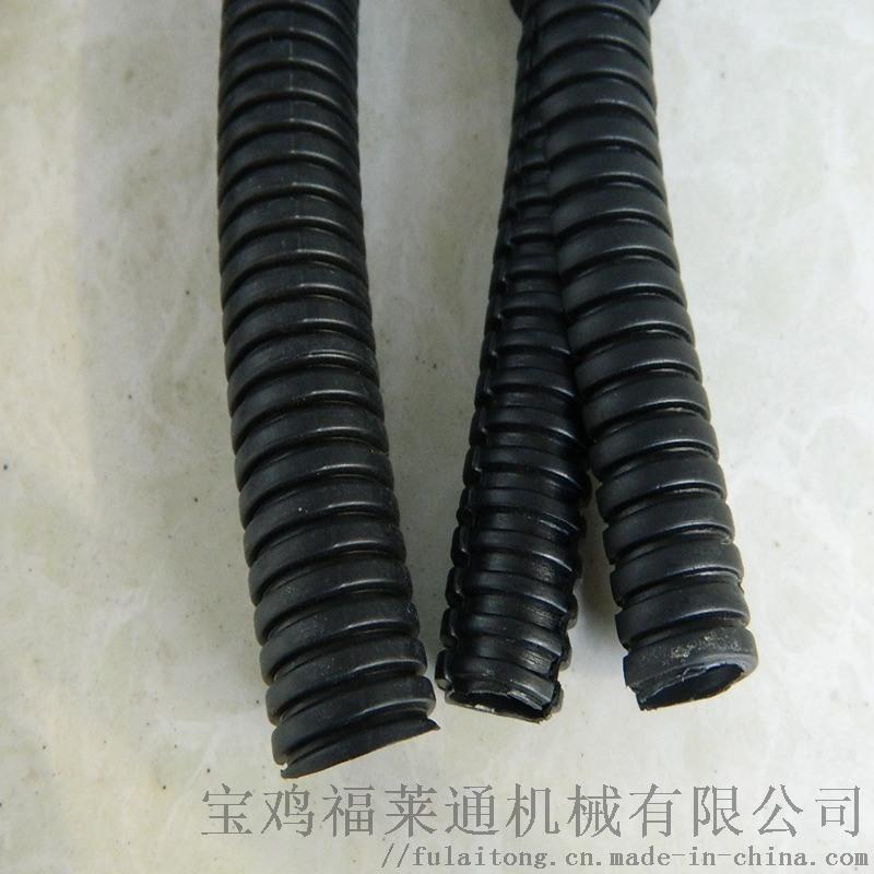 南京供应不开口单层尼龙圆管 AD25规格齐全