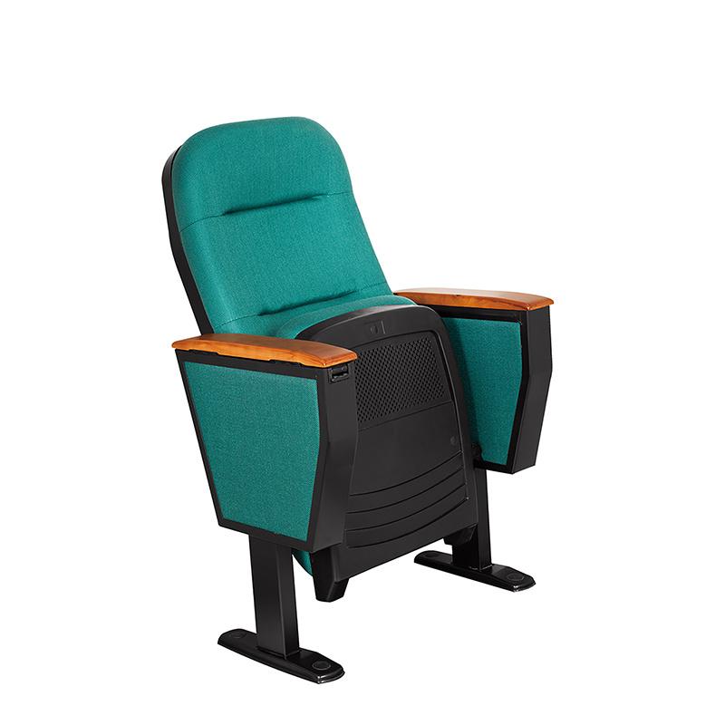 SKE047 多功能会议椅 网布类影院座椅 礼堂椅