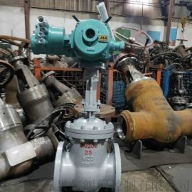Z941H-40 dn 200防爆矿用电动闸阀