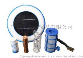 泳池太阳能水净化器 太阳能泳池离子发生器