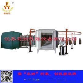 静电喷涂设备连电烘箱