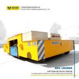 厂内搬运车 搬运压力容器产品无轨车 遥控转运电瓶车