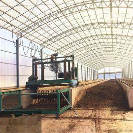 宁夏一套小型鸡粪有机肥生产线配置都有哪些设备组成